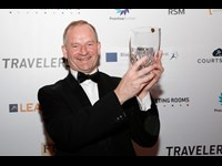 Brendan Dillon of Dillon Solicitors, recipient of the excellence in marketing & communications award