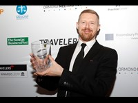 Litigation law firm/lawyer of the year winner Ciarán Leavy of Lavelle Solicitors