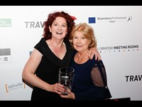Anarine McAllister and Mary Huges of Michael J Staines & Company recipient of the criminal law firm/lawyer of the year
