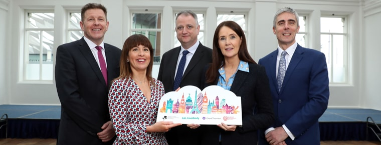 A&L Goodbody partner with NI Chamber in Brexit initiative