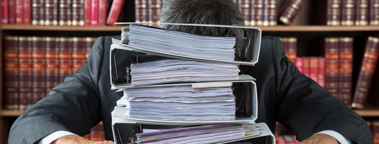 Over half of those seeking mental health help are junior lawyers