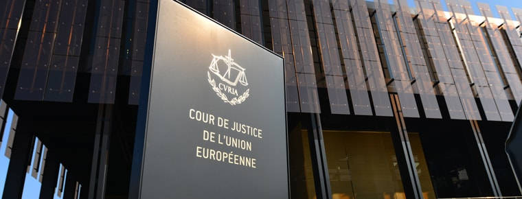 ECJ sends strong warning to German court