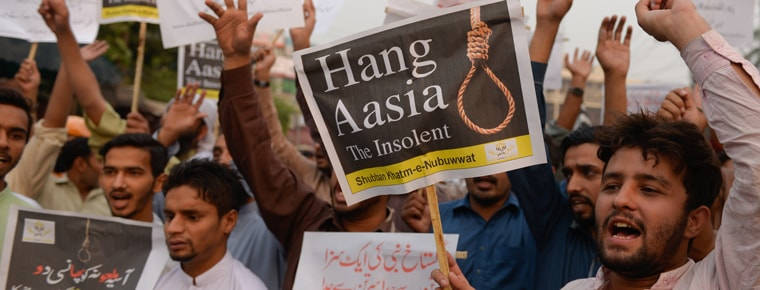 Blasphemy acquittal upheld in Pakistan