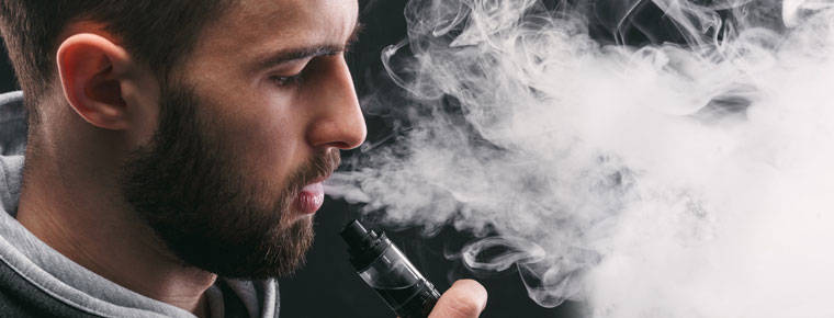 Vaping ban for under-18s under new Bill