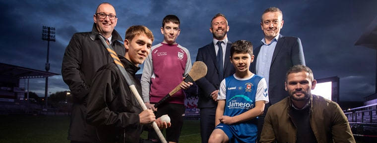 Law firm's string of cross-community sporting sponsorships