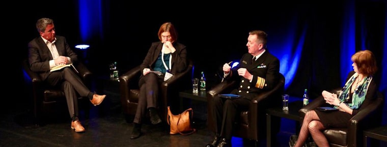 Gender gap is causing wars says Defence Forces Chief of Staff