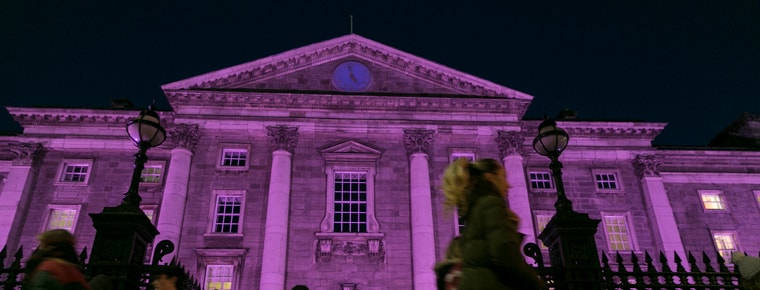 Purple haze – Blackhall Place to light up in support of those with disability