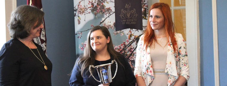 Matheson trainee scoops legal writing prizes