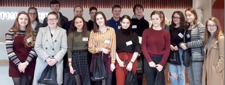 TY students given insight into life in the law