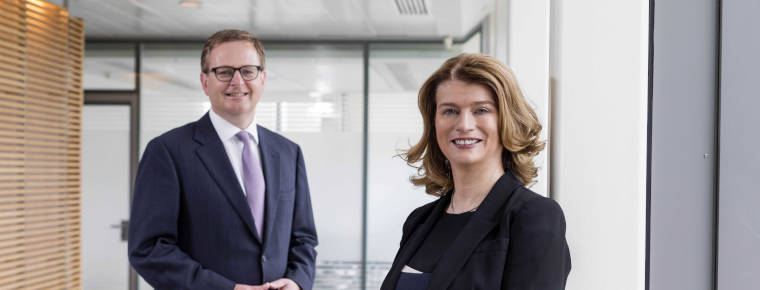 Matheson names Sharon Daly as head of London office