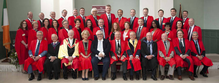 Chief Justice congratulates new notaries at Blackhall Place ceremony