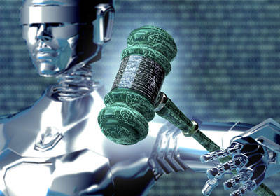 Robo-lawyer counsels clients from smartphone app
