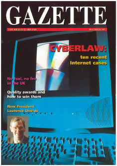 Cyberlaw: ten recent Internet cases