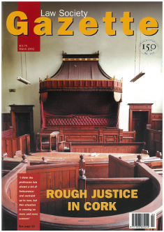 Cork's rough justice
