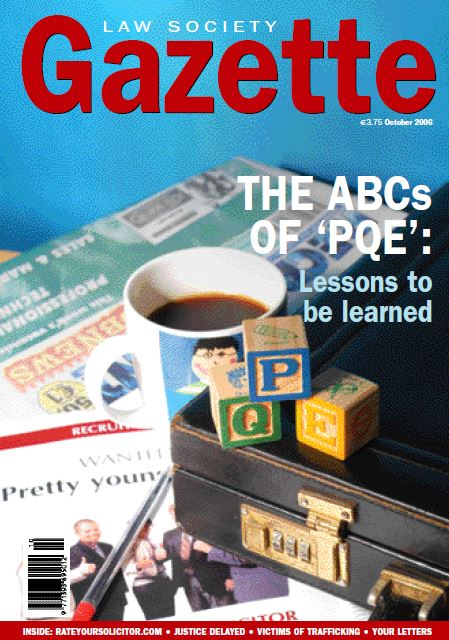 The ABCs of 'PQE': Lessons to be learned