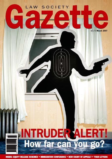 Intruder Alert! How far can you go?