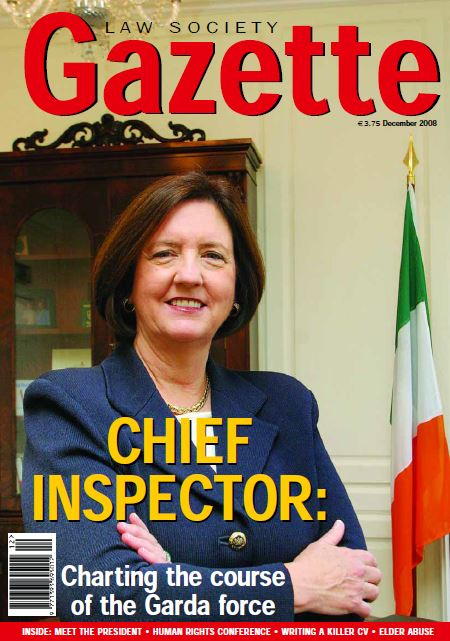Chief Inspector: Charting the course of the Garda force