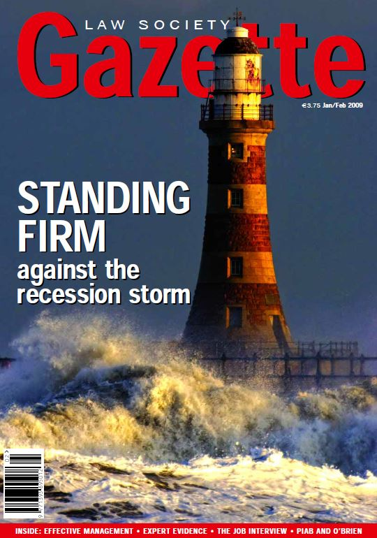 Standing Firm Against the Recession Storm