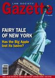 Fairy Tale of New York: Has the Big Apple lost its lustre for Irish-qualified solicitors