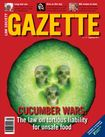 Cucumber Wars: The law on tortious liability for unsafe food