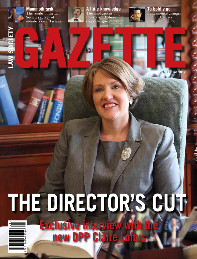 The Director's Cut: Exclusive interview with the new DPP Claire Loftus