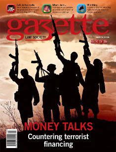 Money Talks: countering Terrorist financing