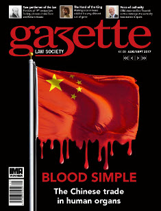 Blood simple: the Chinese trade in human organs