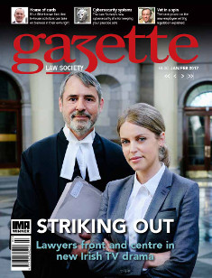 Striking Out: Lawyers front and centre in new Irish TV drama