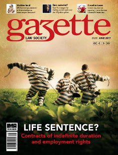 Life Sentence? Contracts of indefinite duration and employment rights
