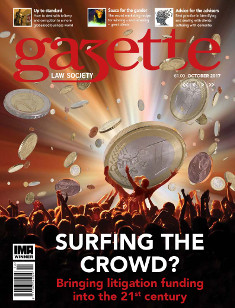 Surfing the crowd? Bringing litigation funding into the 21st century