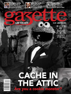 Cache in the Attic: Are you a Cookie Monster