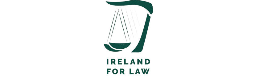 Ireland for Law logo