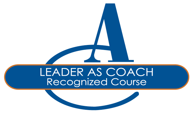 leader as coach accreditation