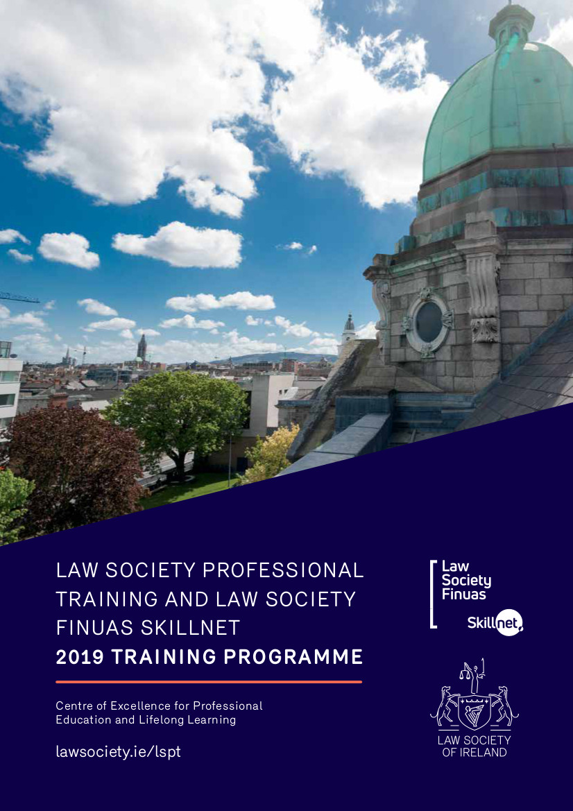 Law Society Professional Training